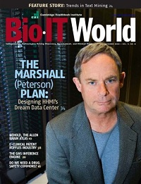 Bio IT World Cover
